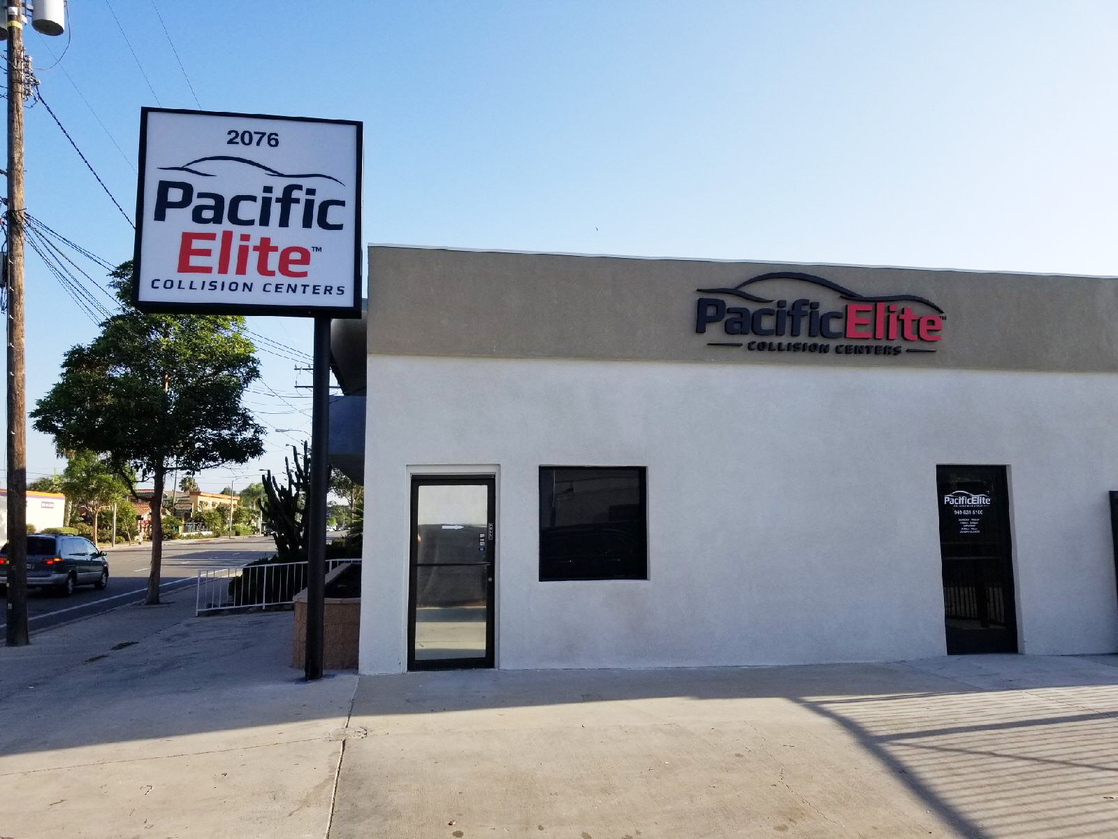 Pacific Elite. Costa Mesa South